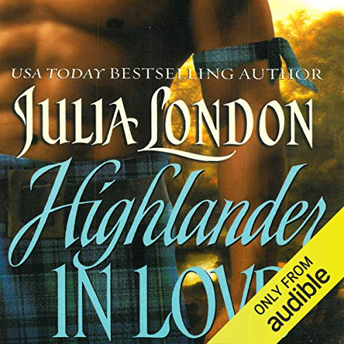 Highlander in Love cover art