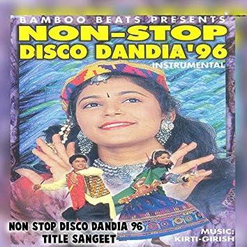 Non Stop Disco Dandia 96-Title Sangeet (Instrumental Version)
