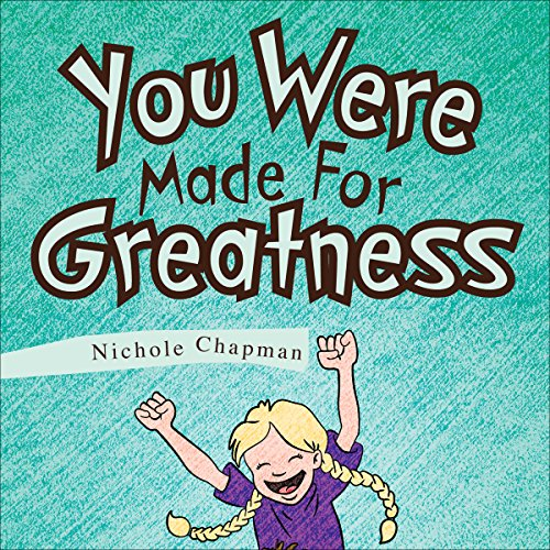 You Were Made For Greatness cover art