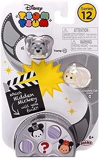 Tsum Tsum Disney Series 12 - Tramp/Cheshire Cat/Hidden Mickey