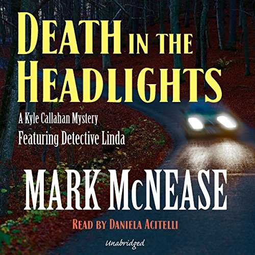 Death in the Headlights audiobook cover art