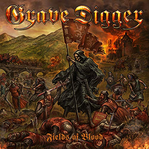 Grave Digger: Fields of Blood (Digipack) (Audio CD)