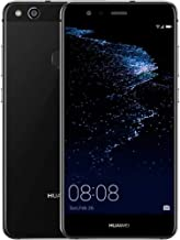 "HUAWEI Mobile P10 Lite 5.2"" GSM Unlocked 32GB Smartphone, Oct-Core CPU, 12MP Camera (Black)"