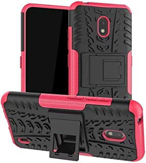 Minwu Case for Huawei P Smart Z, with Ring Holder Kickstand, Full Body Protective Silicone TPU Gel Personalised Shockproof...