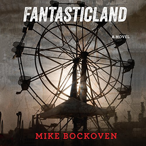 FantasticLand audiobook cover art