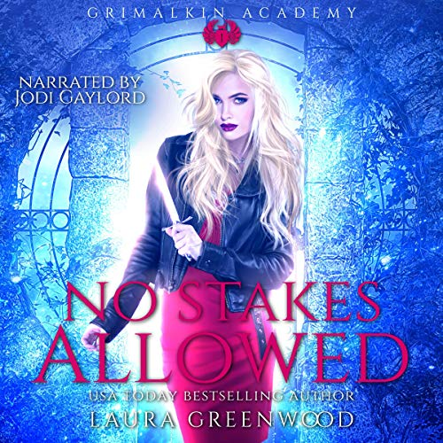 No Stakes Allowed audiobook cover art