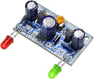 Kemo B003 Blinker / Wechselblinker Bausatz für 6   12 V/DC zum Anschluss von Glühlämpchen oder LEDs. Taktfrequenz einstellbar ca. 1   3 x pro Sekunde