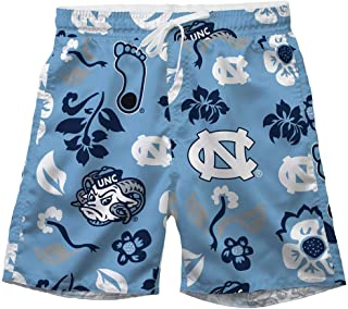Outerstuff North Carolina Tar Heels Youth Content Performance Blue Shorts
