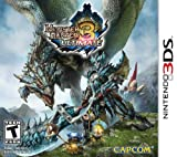 Capcom Monster Hunter 3 Ultimate - Juego (Nintendo 3DS, Acción /...