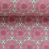 Swafing Beschichtete Baumwolle Leona Pusteblumen pink