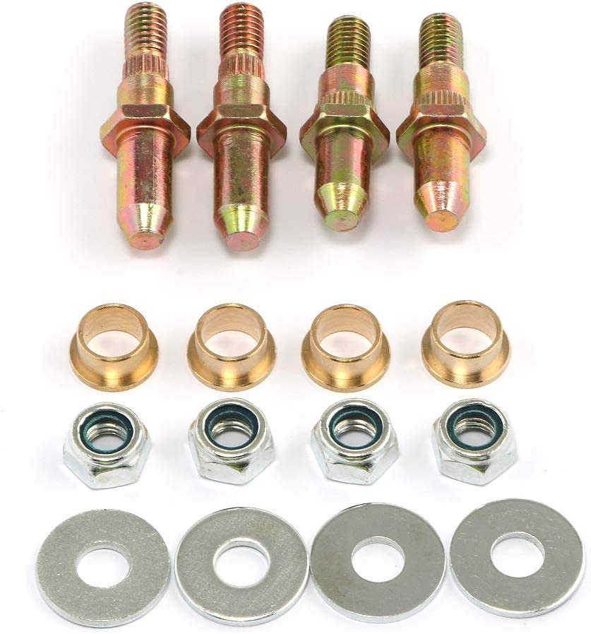 Door Hinge Pin and Selling selling Bushing Repair Safety and trust Kits G 1999-up Compatible with