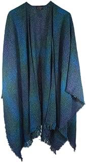 irish wool ruana