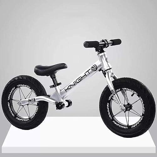grandes precios de descuento L.tsn Bicicleta De Estilo Libre para Niños 12    Equilibrio Cojin Elástico Comodo & Límite De Dirección, Marco De Material De Aleación De Aluminio  Mejor precio