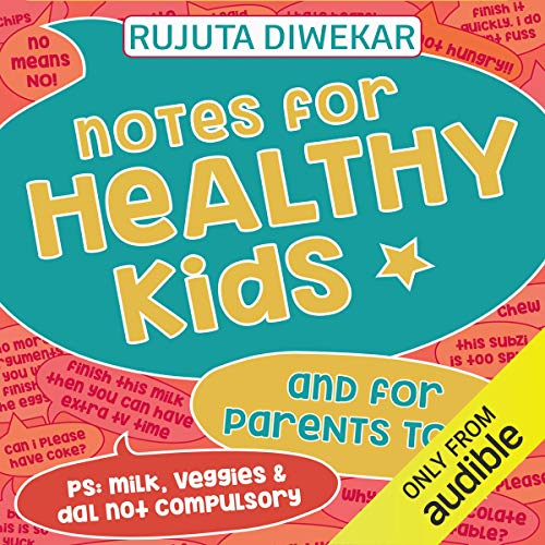 Notes for Healthy Kids cover art