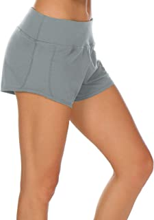 ladies exercise shorts