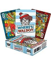"""KOVA Nerede """"Waldo Oynama Kartları bulunuyor"""