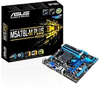 M5A78L-M Plus USB3 AM3+ 760G
