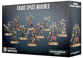 Warhammer 40,000 Chaos Space Marines