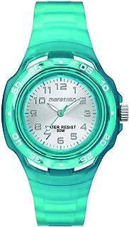 Timex Boys' TW5M06400 Year-Round Analog Quartz Blue Watch