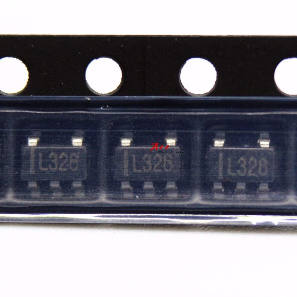 Voltage Limited price sale Regulator 200PCS SPX3819 500mA Long Beach Mall 3.3V SPX3819M5-L-3-3 TR