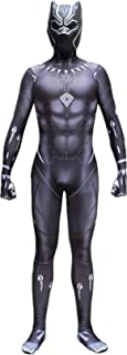 Panther Zentai Deluxe Polyester Jumpsuit Halloween Cosplay Costume+Mask