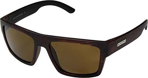 Burnished Brown/Polarized Brown Lens