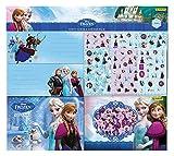 Top Media 077070Pegatinas coleccionables (Disney Frozen Party Set, álbum de fotos , color/modelo surtido