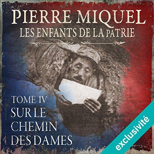 Sur le Chemin des Dames audiobook cover art