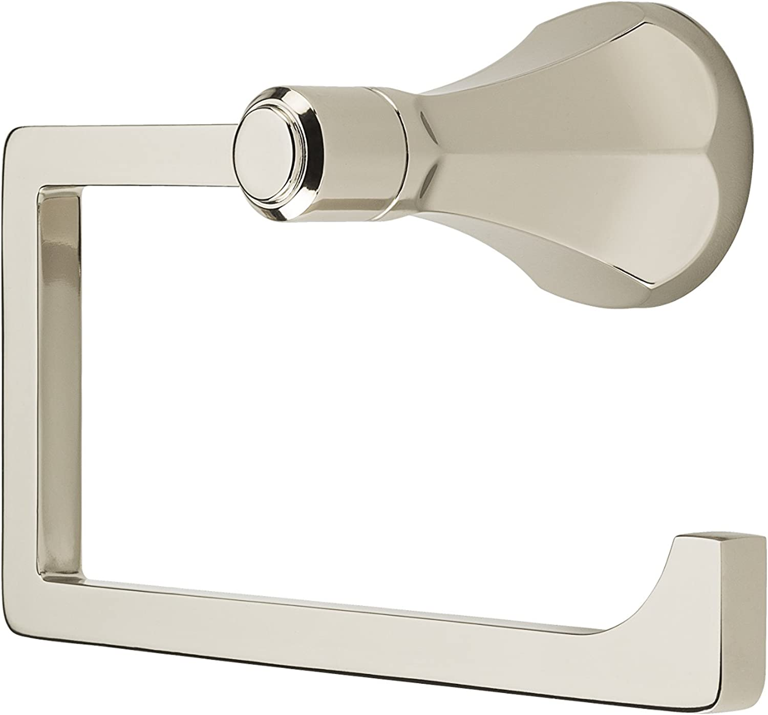 Pfister Arterra Towel Ring, Polished Nickel