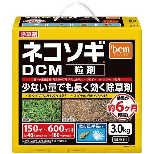 DCM ネコソギ粒剤 3kg