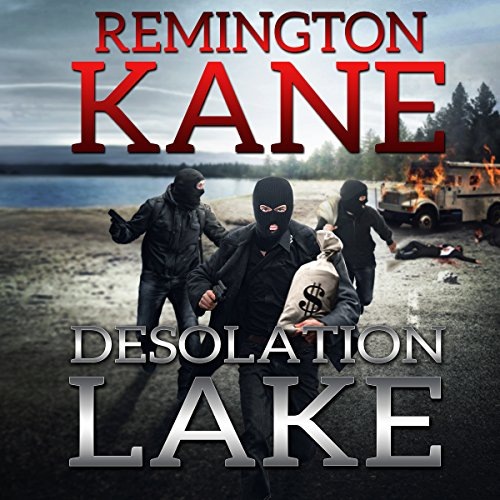 Desolation Lake audiobook cover art
