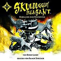 Rebellion der Restanten (Skulduggery Pleasant 5) Hörbuch