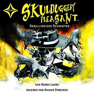 Rebellion der Restanten     Skulduggery Pleasant 5              Autor:                                                                                                                                 Derek Landy                               Sprecher:                                                                                                                                 Rainer Strecker                      Spieldauer: 7 Std. und 54 Min.     267 Bewertungen     Gesamt 4,7