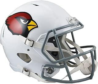 Riddell NFL Arizona Cardinals Full Size Replica Speed Helmet, Medium, Red