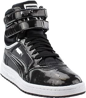 Sky II Hi Explosive Women Round Toe Synthetic Black Sneakers