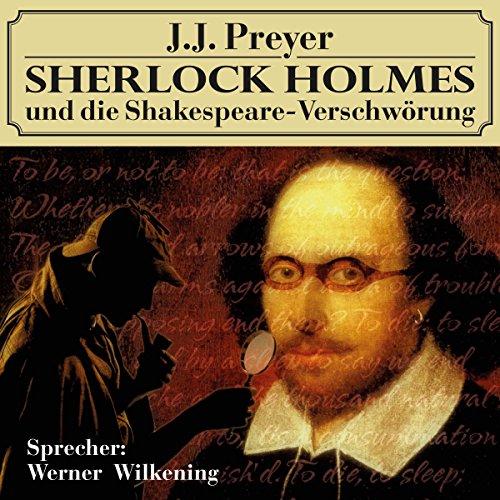 Sherlock Holmes und die Shakespeare-Verschwörung Titelbild