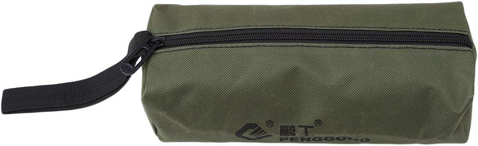 GUAngqi Zippered Canvas Tool Bag Multi-purpose Heavy Duty Tool P