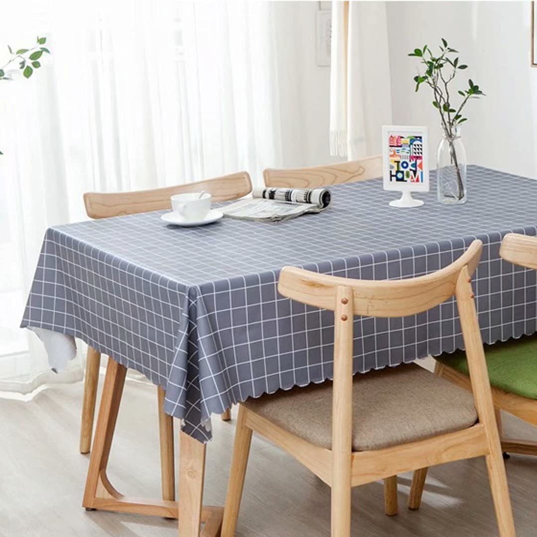 MJLING Tablecloth Easy Financial sales sale Care Spill-Proof Oil-Proo Stain Resistant Topics on TV
