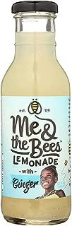 ME AND THE BEES LEMONADE, Lemonade, Ginger, Pack of 12, Size 12 FZ, (Gluten Free)
