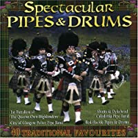 Spectacular Pipes & Drums