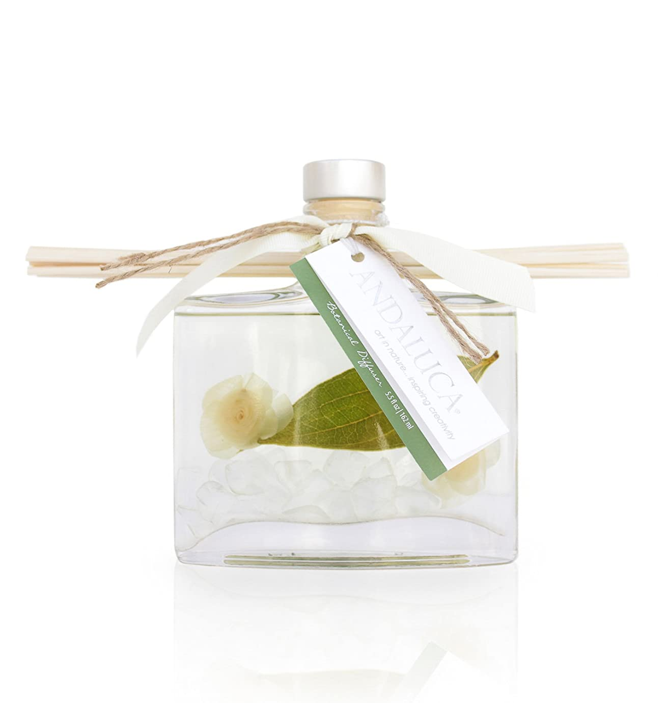 テニス略語紳士気取りの、きざなAndaluca 5?fl oz Botanical Reed Diffuser?–?The Gardens of Bali