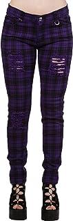Pantalón tipo jeans de pitillo de Banned