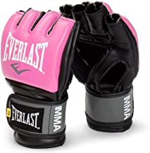Everlast Pink Women's Pro Style Grappling Training Glove