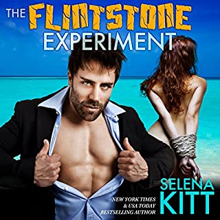 The Flintstone Experiment audiobook cover art
