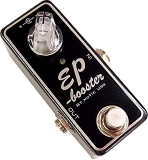 harmonic booster pedal