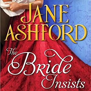 The Bride Insists audiobook cover art