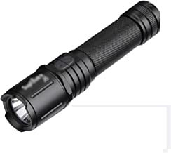 High-Powered Tactical LED Flashlight Handheld Light, Bright High Lumen Light with 3 Modes and Water Resistant I Powerful C...
