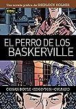 SHERLOCK HOLMES 3 EL PERRO DE LOS BASKERVI (Cómic USA)