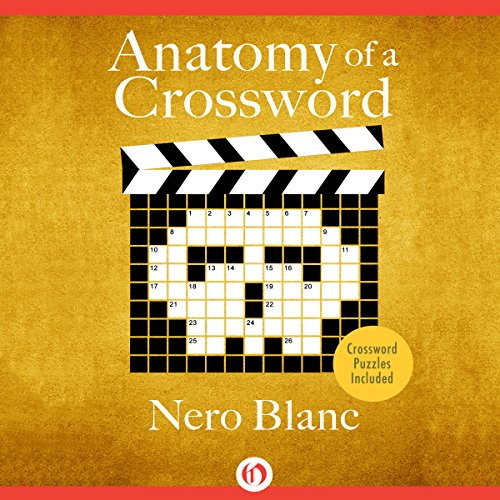 Anatomy of a Crossword audiobook cover art