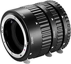 Neewer 12mm,20mm,36mm AF Auto Focus ABS Extension Tubes...